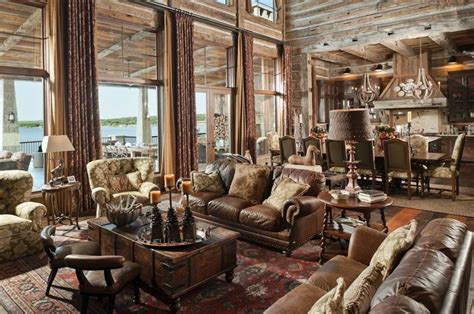 lake house living room photo 16060 lake house living room with hh skins timbers and barnwood