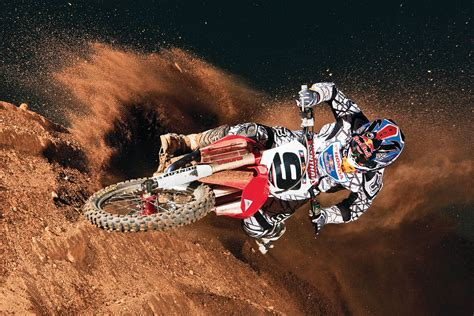 what channel is ama motocross on bull honda motocross team