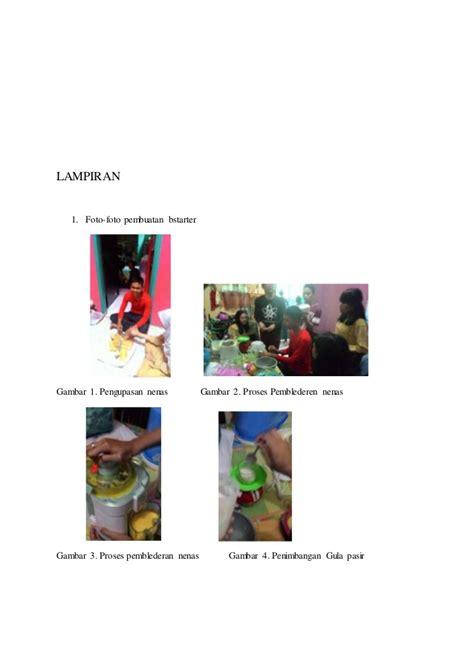 makalah membuat selai nanas makalah nata de coco