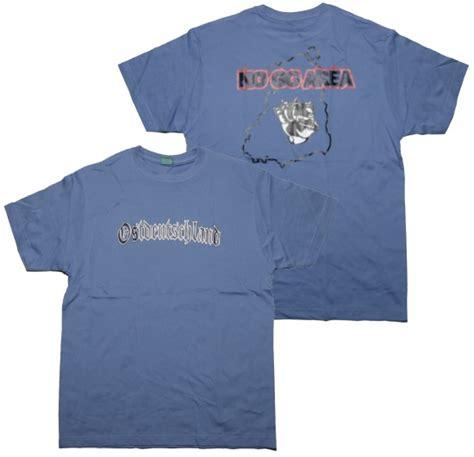 Ultrasshop Aufkleber Drucken by Ostdeutschland T Shirt No Go Area Ostzone T Shirts