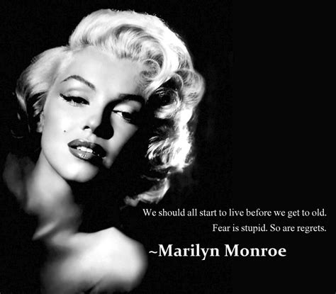 marilyn monroe quote candy colored sky quote of the day