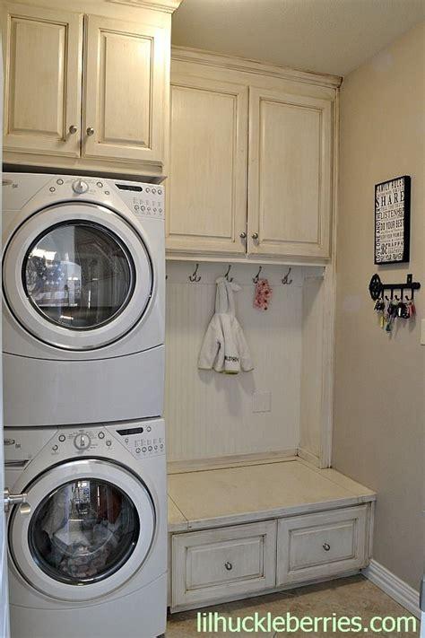 25 best stacked washer dryer ideas on