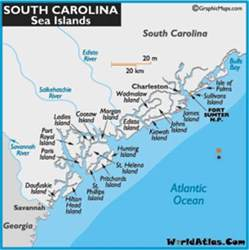 beaches carolina map the boo hags of gullah culture scares and haunts of