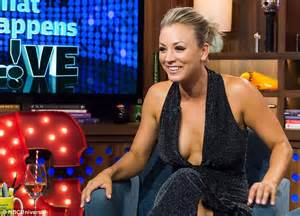 watch heres what happens when your side chick crashes kaley cuoco sweeting posts sneak peek at her big bang