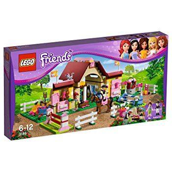 lego friends 3189: heartlake stables: amazon.co.uk: toys