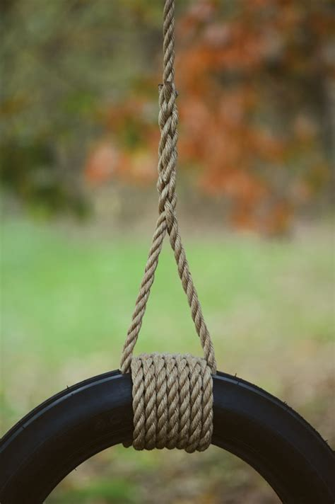 best rope for tire swing vintage swings