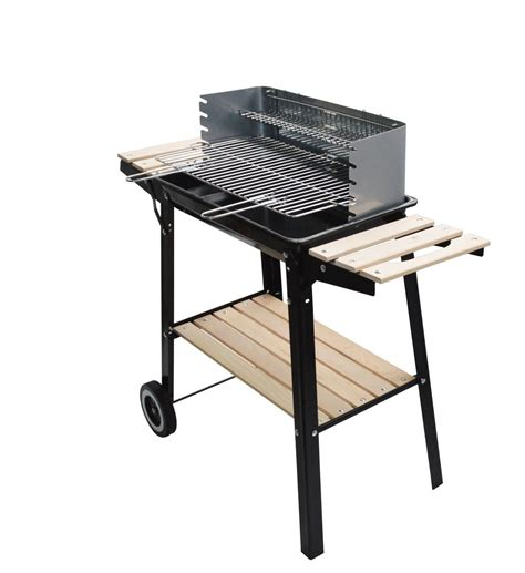Barbecue Charbon De Bois 1183 by Barbecue Charbon Pas Cher Buffalo Barbecue Style Bois Inox
