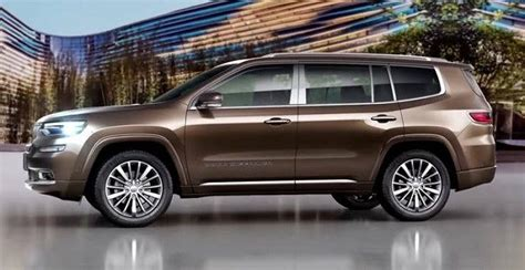 2019 jeep grand wagoneer 2020 jeep wagoneer price release date specs suv project