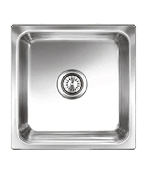 Buy Nirali Kitchen Sink Single Bowl Omni Big Glossy Online Nirali Kitchen Sinks