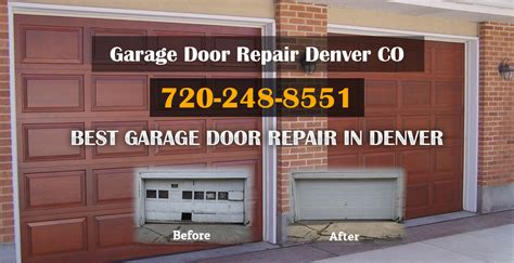 Garage Door Repair Thornton Garage Door Repair Denver Co Replace Garage Door Installing Opener