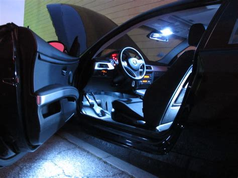 how to install led lights in car interior how to install led interior lights for a bmw e60 5 series