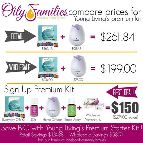 Living Premium Starter Kit Ori Non Member getting started with essential oils bargainbriana