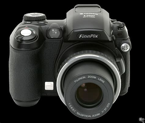 fujifilm finepix s5000 zoom review: digital photography review