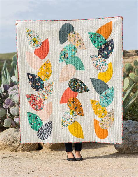 hidden garden lap quilt pattern favequiltscom