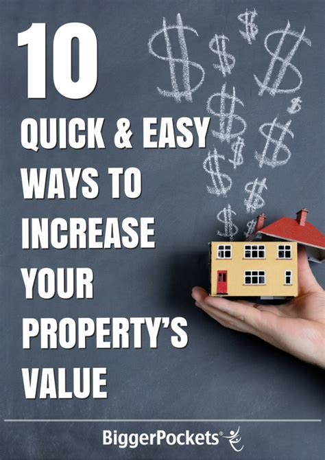 ten and easy ways to increase your property s value