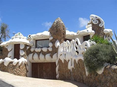 house of cing icing house in fuerteventura spain the strangest houses in the world