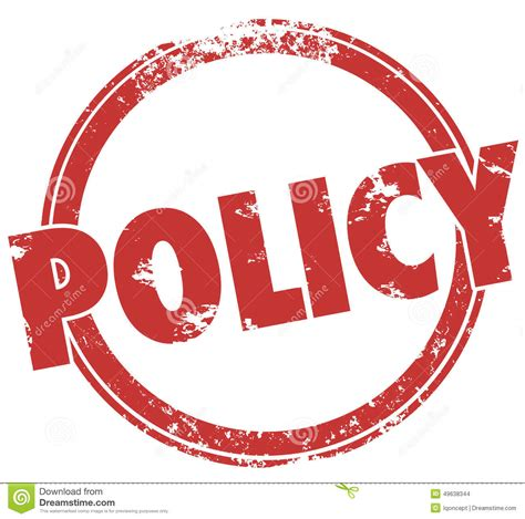 The Policy policy word st official guidelines