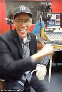 s day radio voice ted williams the with the golden voice is back on