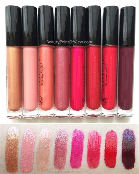 Anastacia Set beverly lustrous lipgloss set