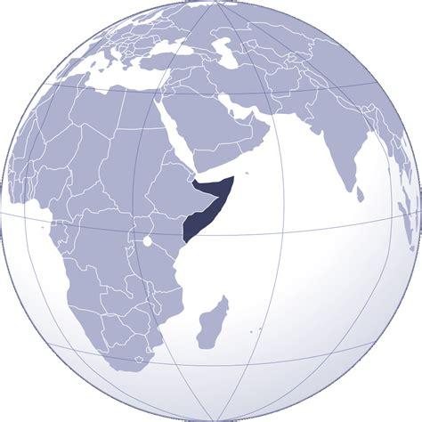 mogadishu on world map where is somalia located detailed map of somalia location