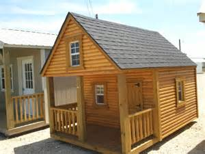 rent to own childrens playhouses cabins log cabin tiny