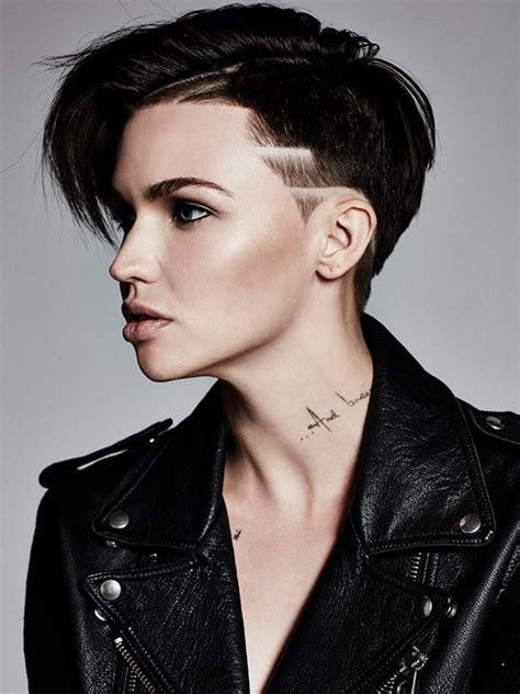 hip hop style curly short cut mane addicts manespiration 10 super short haircuts we