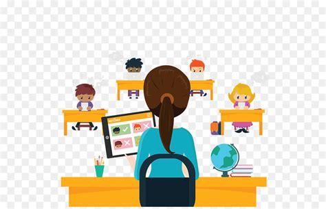 klip seni siswa gambar guru kelas mahasiswa