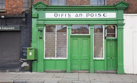 ireland office traditional post office oifig an poist on usher quay dublin 8 frg ie