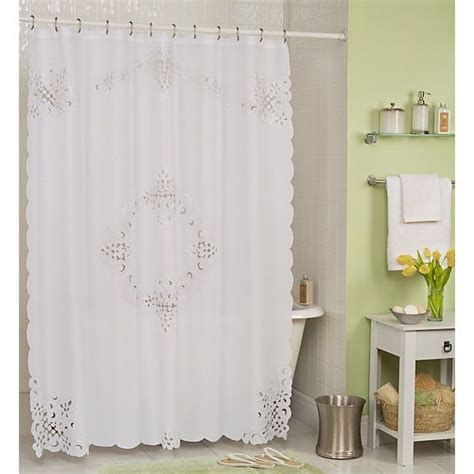 shower curtains kmart essential home shower curtain camelot fabric home bed