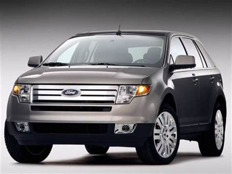 2008 ford edge | pricing, ratings & reviews | kelley blue book