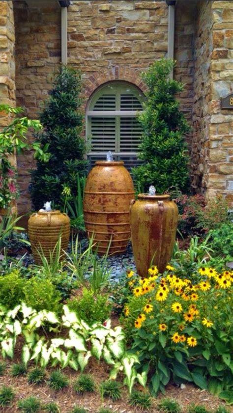 easiest   build   pot fountain
