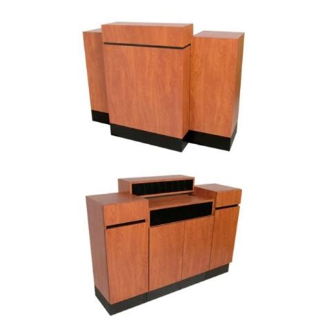 Standing Reception Desk Collins 491 60 Reve Standing Reception Desk Wholesale Reve Standing Reception Desk Wholesale