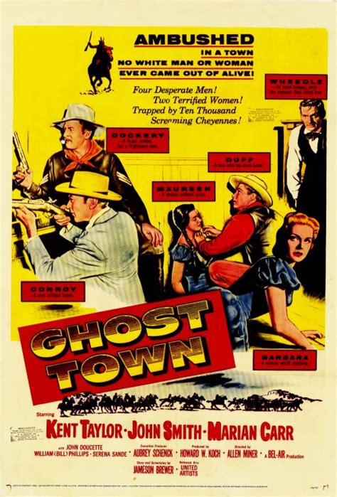 film ghost city ghost town movie posters from movie poster shop