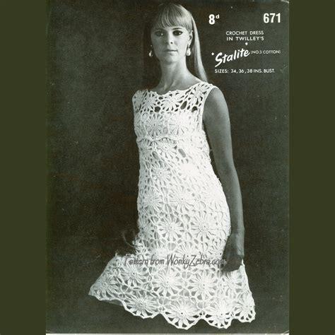 Hq 13669 Yellow Fishtail Dress 1 crochet dress deals on 1001 blocks
