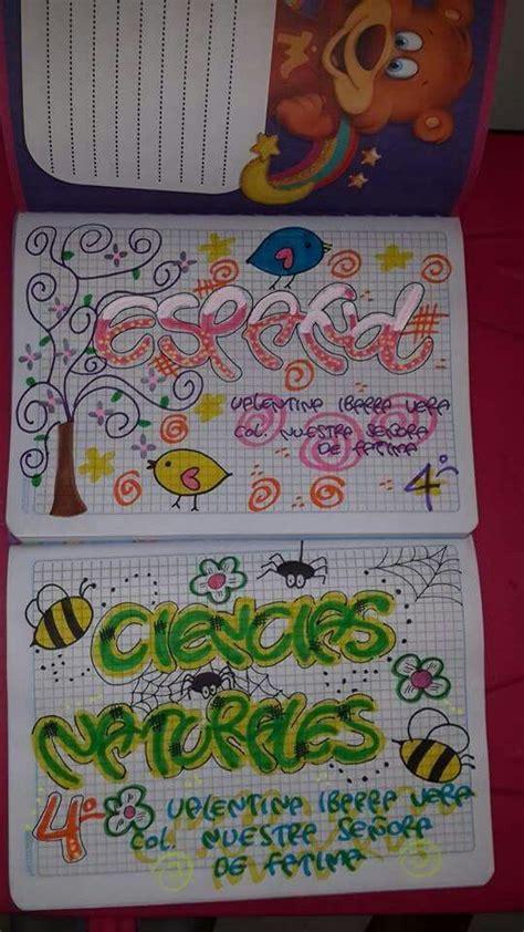 ideas creativa para dibujarpara el amor m 225 s de 1000 ideas sobre portadas de cuadernos en pinterest