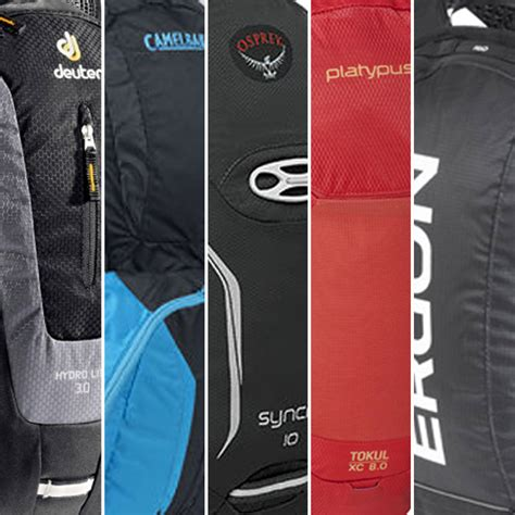 top 5 hydration packs xc mountain bike hydration packs for 2015 a top 5 list