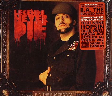learn ra the rugged ra the rugged legends never die cd ebay