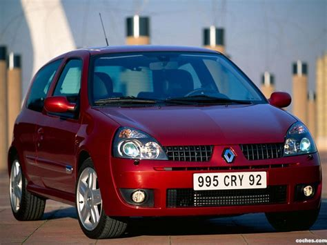 renault clio 2002 sedan 2002 renault clio ii sport pictures information and