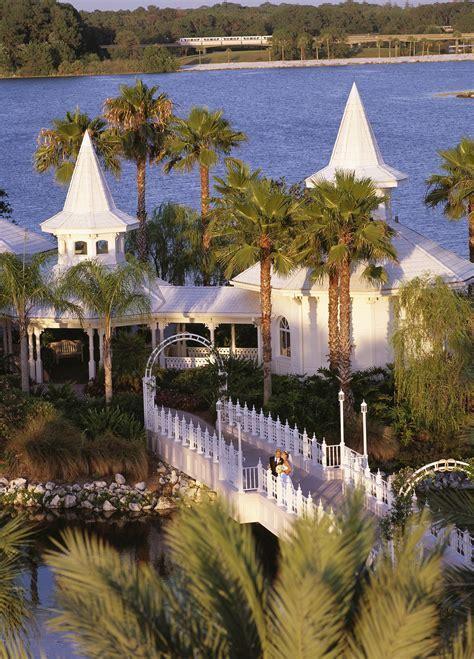 Disney Wedding Series: Best wedding ceremony sites at