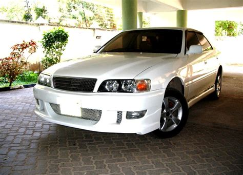 Toyota Chaser 2000 2000 Toyota Chaser Pictures Cargurus