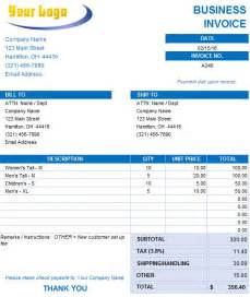 business invoice templates free free excel invoice templates smartsheet
