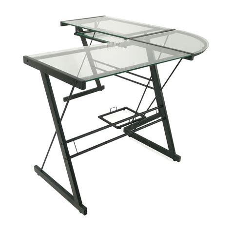 l shaped desk for sale black desks for sale southern enterprises wall mounted