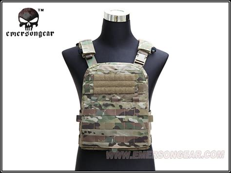 Airsoft Tactical Combat Styles Emerson Protecti Murah emerson cp style lightweight avs vest tactical combat vest for airsoft in