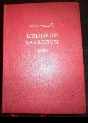 libreria editrice vaticana books vulgata bibliorum sacrorum editio abebooks