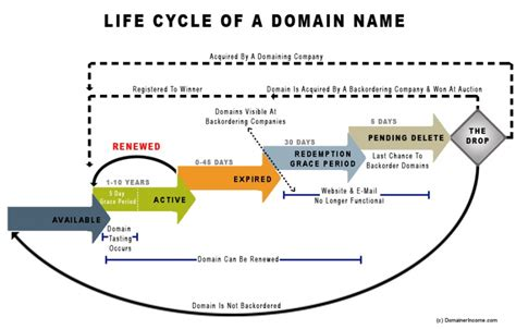 the age domain section domaining cheat sheet domain name industry terms from a to z