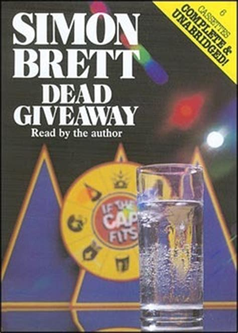Charles Dead Giveaway - dead giveaway charles paris 11 by simon brett reviews discussion bookclubs