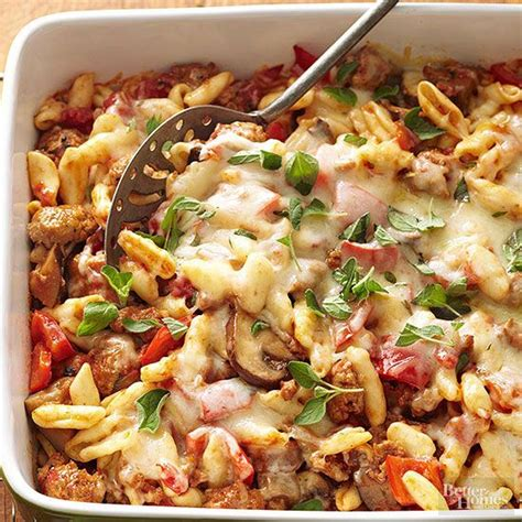 healthy casseroles for fall casserole recipes cheese and sausages