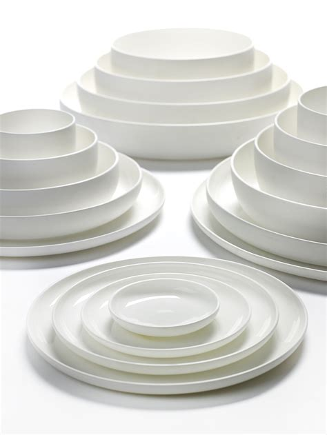 Boon Plate Boon Dish piet boon white tableware from piet boon by serax