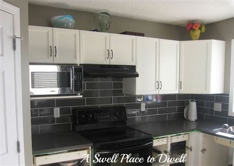 black kitchen backsplash backsplash tile best home decoration world class