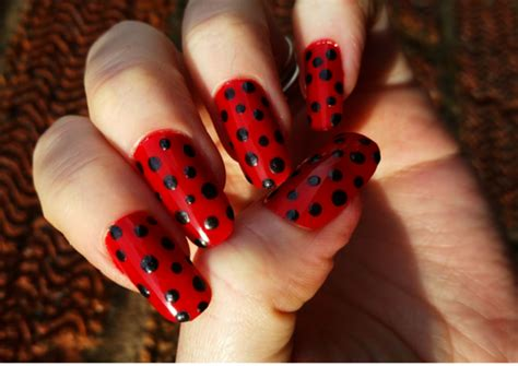 easy nail art red 25 simple nail art designs for beginners lifestylica
